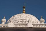 Roof of Sikh Temple Bidar