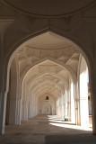 Symmetry at Jama Masjid Bijapur