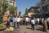 Sugar Cane in Bijapur Market
