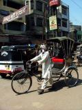 Two Types of Rickshaw