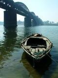 Boat and Bridge