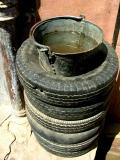 Tyred and Pail