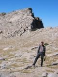 Day Hike to Mt. Hoffman via May Lake