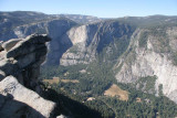 From Glacier Point ...