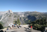 Taft Point and Sentinel Dome