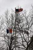 Mercer Street Playground Flags
