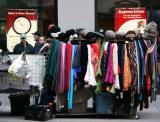 Sidewalk Merchant