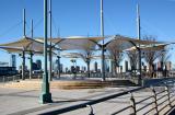 Christopher Street Pier & New Jersey Skyline