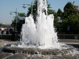Fountain at Christopher Street