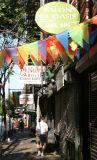 West View toward Hudson Street