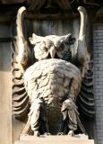 Owls - Merchants Building