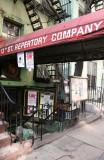 13th Street Repertory Company Theatre Entrance