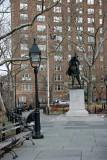 Dough Boy Statue - Abington Square