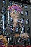 Pirate - NY Costume Shop Window with Reflections