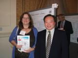 Barbara and Dr.Kim