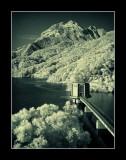 Shek Pik Reservoir & Lantau Peak