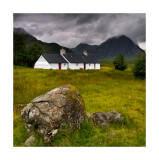 Blackrock Cottage, Glen Coe