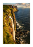 Kilt Rock Waterfall, Isle of Sky