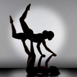 Akua Parker and Aisha Mitchell