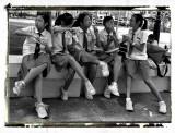girls just wanna have fun...and ice cream ;)