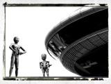 alien couple after landing ;)