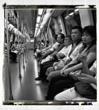 a smile in the SMRT