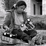 The making of wooden toys...