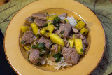 Pineapple Pork Stir Fry