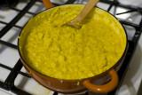 Saffron Chicken Risotto