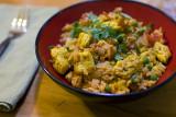 Spicy Catfish & Rice