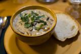 Mushroom & Sherry Soup