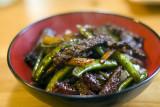 Honey & Black Peppered Beef Stir Fry