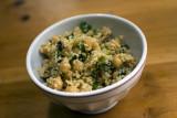Lebanese Chick-Pea & Bulgur Salad