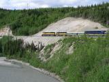 Tuesday June 13th Fairbanks to Denali