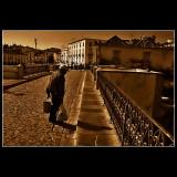 ... street walking ...
