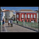 ... in the streets of Tavira ...