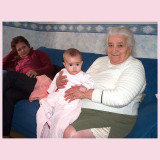 16-05-2009 ... Elisa, My grandmother, and My wife`s mother...