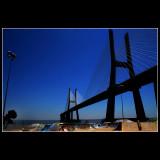 ... Under the bridge ...