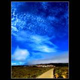 ... A lovely sky ...