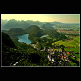 ... a bit of wonderdul German Bavaria landscape ... III