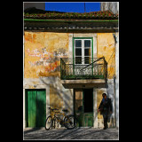 ... Old portuguese house ...