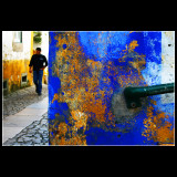 ...in Obidos streets ...
