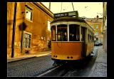 ... In the streets of Lisbon ...