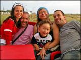 15.06.2006 .. Nanda, Rui, Helena, Lucas and Me