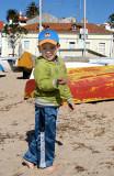At the beach !!!  --- 10.02.2008
