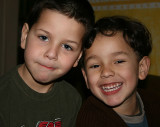 ... Pedro and Lucas !!! --- 10.02.2008