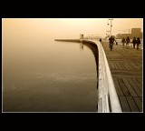 ... over the bridge ...