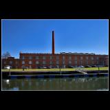 ...Old ceramic factory ...