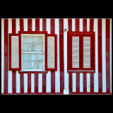 ... Red and White ...