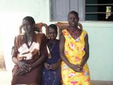 Isaac's Family and Friends In Kampala